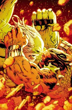 Future Imperfect #4 - Maestro by Greg Land *