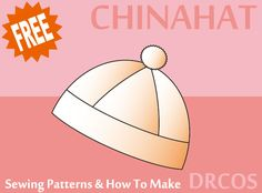 hat sewing patterns & how to make
