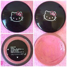 MAC Hello a Kitty Pink Fish ✨ #kayxcake