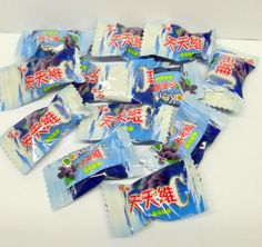 Chinese Grape Dakeyi Candies (10pc)-->12pcs (For a limited time!)