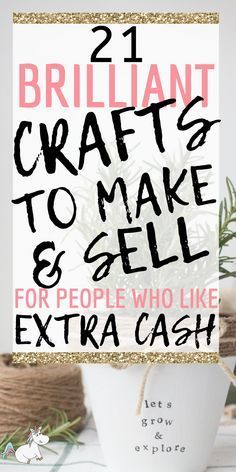 Brilliant Crafts To Make and Sell For People Who Like Extra Cash! 21 Brilliant Crafts To Make and Sell For People Who Like Extra Cash! - - 21 Brilliant Crafts To Make and Sell For People Who Like Extra Cash! Diy Projects That Sell Well, Easy Crafts To Sell, Sell Diy, Craft Ideas To Sell Handmade, Christmas Crafts To Sell Handmade Gifts, Easy Projects, Christmas Crafts To Sell Bazaars, Craft Fair Ideas To Sell, Money Making Crafts