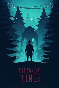 Stranger Things - Created by Danielle Sylvan