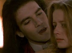 Armand ~ Interview With the Vampire. I know, I know, he was miscast but he made a fantastic vampire....