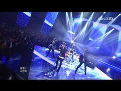 넬 (Nell) [백야] @SBS Inkigayo 인기가요 20121216