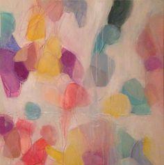 Christina Graci Artwork - 36x36  Latest pieces of 2014!