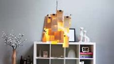 It's decided - this is what I'm making for the light above my dining table! HomeMade Modern, Episode 4 – DIY Photo Lamp Shade on Vimeo