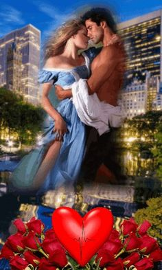 Just magical romance d gif. Kiss And Romance, Romance Art, Love You Gif, Love Kiss, Gif Pictures, Love Pictures, Amor Quotes, Romantic Surprise, Romantic Pictures