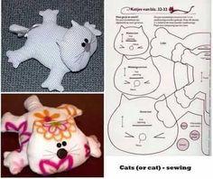 Creative DIY Pillow Ideas #DIY #craft #sewing #pillow