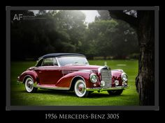 Post-War Classic Cabriolet from Stuttgart by Royce Rumsey on 500px