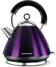 Purple Kettles My Kitchen Accessories