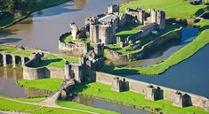 Caerphilly Castle  Caerphilly