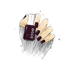 Makeup Price List, Makeup Prices, Freedom Tattoos, Nail Drawing, Nail Salon Design, Nail Logo, Girly Drawings, Nail Polish Art, Instagram Logo