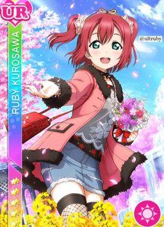 Ruby fan edit