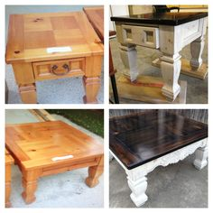 A little furniture redo!