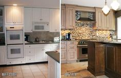 how to easily increase your house value - kitchen