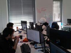 New hire joins the blurTech team.