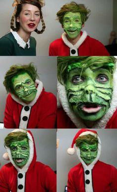 Joe sugg the grinch! Loved this video! Joe Sugg, Joe And Zoe Sugg, British Youtubers, Best Youtubers, Buttercream Squad, Sugg Life, Youtube Vines, Caspar Lee, Tyler Oakley