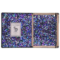 SOLD iPad DODOcase Glitter Graphic! #zazzle #iPad #DODOcase #Glitter #Graphic #Background #iPad #Cases #case http://www.zazzle.com/ipad_dodocase_glitter_graphic_background-256986250129293053
