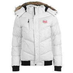 Dámska zimná bunda #Everlast tentokrát v bielom prevedení dostupná vo všetkých veľkostiach http://www.outletmania.sk/66710501-everlast-bomber-jkt-ld44.html