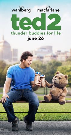 Directed by Seth MacFarlane.  With Mark Wahlberg, Seth MacFarlane, Amanda Seyfried, Jessica Barth. Newlywed couple Ted and Tami-Lynn want to have a baby, but in order to qualify to be a parent, Ted will have to prove he's a person in a court of law.