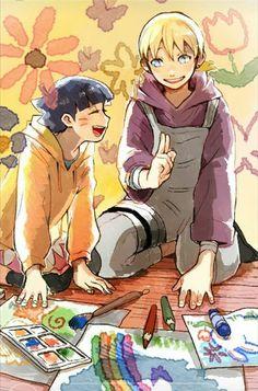 Hiwamari y Inojin