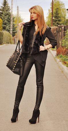 Stylizacja Black Beauty | Jagoda.me