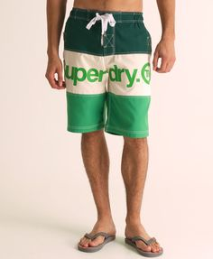 f2e63571c0a804 Superdry Tri Panel Boardshort Superdry