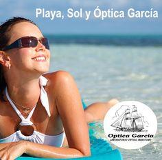Verano. playa, sol y Óptica García Tel: 011-4305-2330 Int 1102 www.optometragarcia.com.ar Bikinis, Swimwear, Sunglasses Women, Fashion, Summer Time, Buenos Aires, Lab, Beach, Bathing Suits