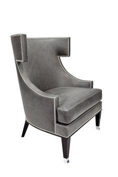 Brenton Wingback Chair