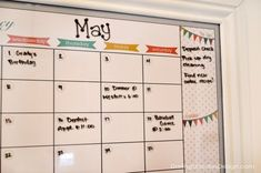 Blank Monthly Calendar – Printable Monthly Calendar – Dry Erase Calendar – Wall Calendar – Re… – Dry Erase Calendar İdeas. Blank Monthly Calendar, Calendar Board, Family Calendar, Diy Calendar, Print Calendar, Calendar Printable, Dry Erase Wall Calendar, Family Command Center, Doodle Designs