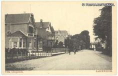 Villa Linquenda, Hoofdstraat, Sassenheim (ca. 1920?)