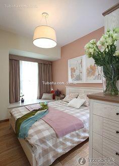 Eastern Mediterranean style bedroom design 2015