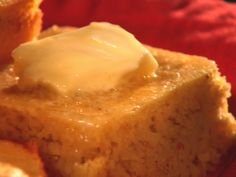 Moist and Easy Cornbread from Paula Deen