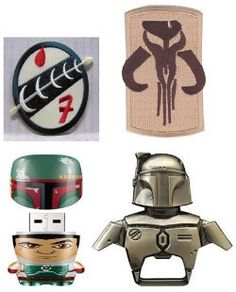 ONLY A FEW IN STOCK! Boba Fett Bounty Hunter Bundle Deal only £30!