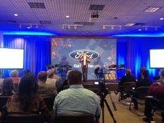 Dan Wagner talking big data
