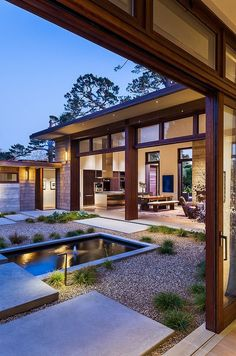 Learn more about Thayer Home by Neumann Mendro Andrulaitis Architects...