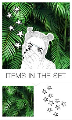 """""""💚💚"""" by emmagrace162 ❤ liked on Polyvore featuring art"""