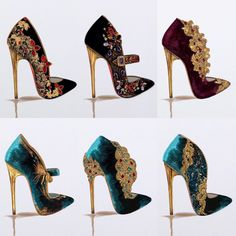 Goody Two Shoes, You Bag, Baroque, Stiletto Heels, My Favorite Things, Jun, Women's Shoes, Instagram, Handbags