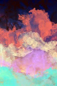 nuvens.