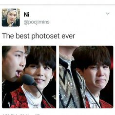 When I watched their speech I was so emosh I wanted to hug the life out of every single one of them especially yoongi 😭😭 Bts Suga, Bts Bangtan Boy, K Pop, Famous Meme, Cypher Pt 4, Bts Gifs, Les Bts, Bts Memes Hilarious, Bts Tweet