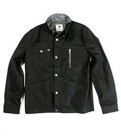 Brigg Jacket (Black)