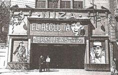Dream Theater, Movie Theater, Foto Madrid, Jerry Lewis, Photo Black, Harley Quinn, Cinema, Black And White, Retro