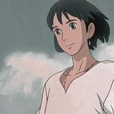 Sophie Howl's Moving Castle, Howls Moving Castle, Studio Ghibli Art, Studio Ghibli Movies, Hayao Miyazaki, Studio Ghibli Background, Howl And Sophie, Fanart, Anime Poses Reference