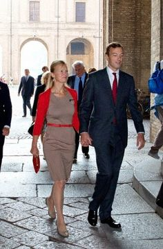 Royal Family Around the World: Book presentation of Princess Maria Teresa de Bourbon Parme in Parma, Italy, 27 September 2014.