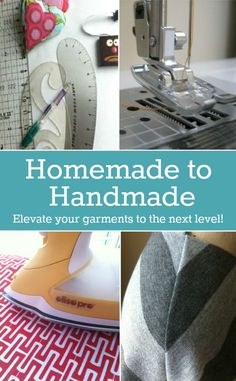Want to feel like you have a personal designer in your closet? Learn how to elevate your garments to a new level of handmade with these simple steps.  The Sewing Loft