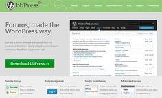 Addons y plugins bbPress para mejorar tu foro WordPress