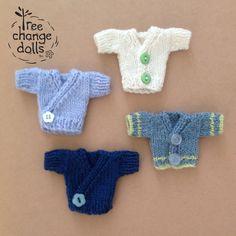 Original Tree Change Dolls® Knitting Pattern 4 by TreeChangeDolls