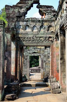 Ankor Wat - Cambodia Unsurpassed architectural beauty of the place