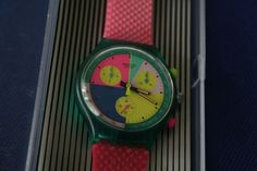 Swatch FLASH ARROW SCL100, rare, in the original packaging,read carefully