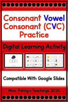 Visit my TPT store to access this FREE digital resource to teach the CVC spelling pattern. This product provides a lesson and interactive activities.